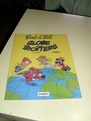 BOULE et BILL GLOBE TROTTERS TOME 1 ROBA