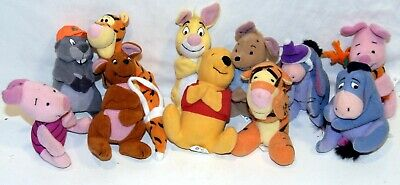 McDonalds Tigger The Movie & Winnie the Pooh characters