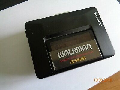 Walkman Sony Wm-2013 Funzionante
