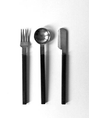 COUVERTS  CUTLERY AIR FRANCE  Raymond Loewy CONCORDE CEI