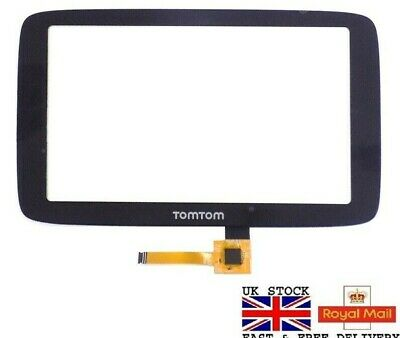 For TomTom Go 5200 Wi-Fi 5 inch Touch Screen Digitizer Glass Lens UK STOCK