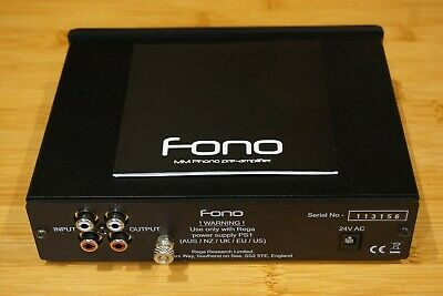 REGA FONO  MM Phono stage in Excellent Condition