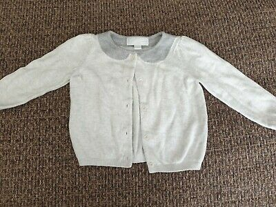 The Little White Company Cardigan