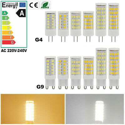 G9/G4 3W 5W 7W LED Light Bulb Replacement For G9 Halogen Capsule Bulbs