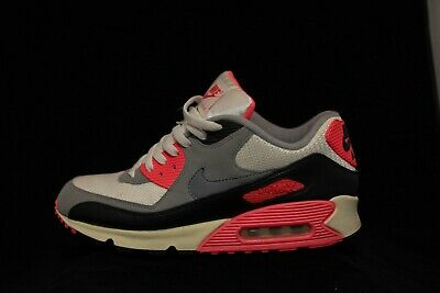 543361 161 Nike Air Max 90 OG Infrared Vintage For Men Sail