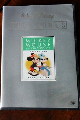 mickey mouse in living color volume 1 dvd