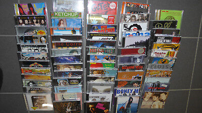 CD Sammlung Rock Pop Oldies Comedy mit Liste ca 70 CDs