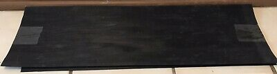 Two Ebonized Veneer Sheets For Guitar Building Violin Purfing Boxmaking Veneer