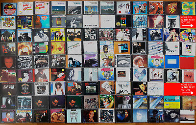 Summer pop-rock CD collection, 175 CDs, full list below, all tested, play fine
