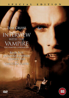 Interview With The Vampire - Special Edition DVD (2002) Tom Cruise