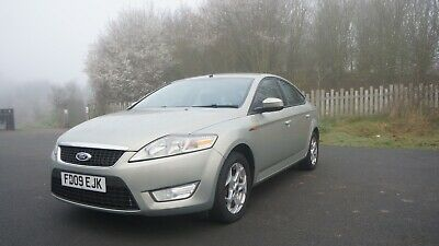 2009 Ford Mondeo Zetec,1.8 TDCI,6G,low mileage, very good condition