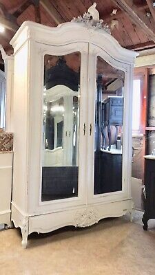 French Antique Armoire wardrobe