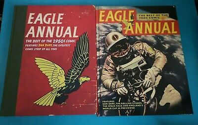 The Eagle Annual ( The Best of the 1950s and 1960s Comic book