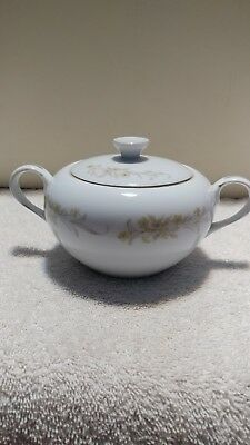 Heritage 2418 Fine iImported China Japan. Sugar dish a/s two swords