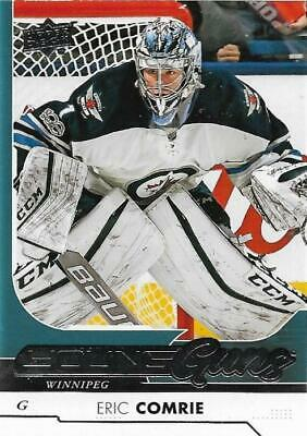 Eric Comrie 2017-18 Upper Deck Young Guns RC #476