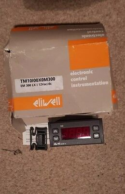 Eliwell Electronic Control Instrumentation EWPC972LX 12V Defrost Control Unit
