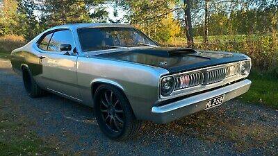 1971 Plymouth Duster  Amazing 360 Pro Touring