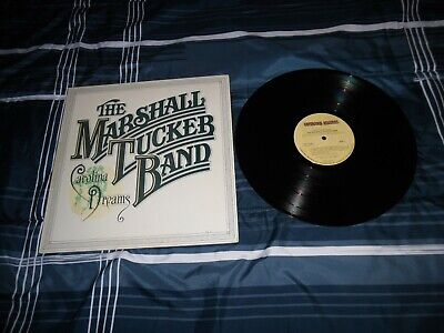 The Marshall Tucker Band   Carolina Dreams   Vinyl Album