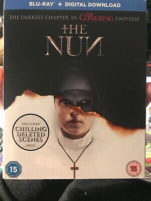 The Nun (The Conjuring Universe) (2018) [Blu-ray, 2019] *New, sealed - sleeve!*