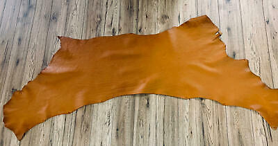 Newport Amber Glow Milled Leather Shoulder