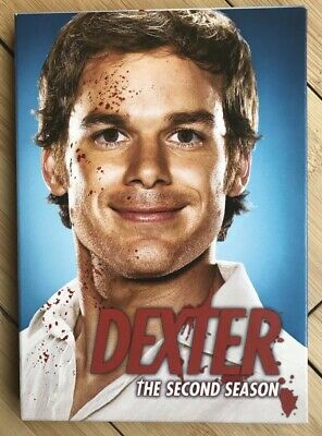 DEXTER - The Complete Second Season (DVD  4-Disc Set)