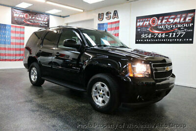 2013 Chevrolet Tahoe 2WD 4dr 1500 LT CARFAX CERTIFIED . MINT CONDITION. VIEW IMAGES. CALL 954-744-1177
