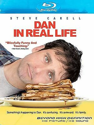 NEW Dan in Real Life (Blu-ray Disc)Steve Carell FREE SHIPPING IN CANADA