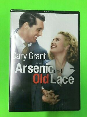 Arsenic And Old Lace DVD Cary Grant - NEW SEALED RARE