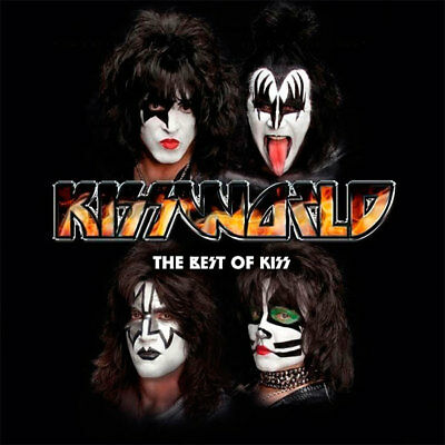 KISS Kissworld The Best Of Mexican CD Mexico