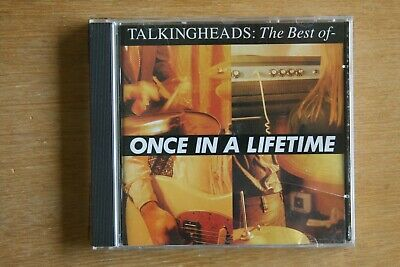 Talking Heads ‎– Once In A Lifetime - The Best Of   ( Box C695)