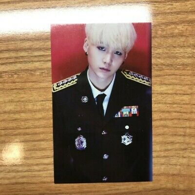 BTS Special Album Young Forever Dope SUGA Photocard Limited Rare