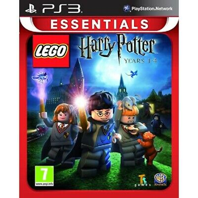 Lego Harry Potter 1-4 Years Game PS3 (Essentials)