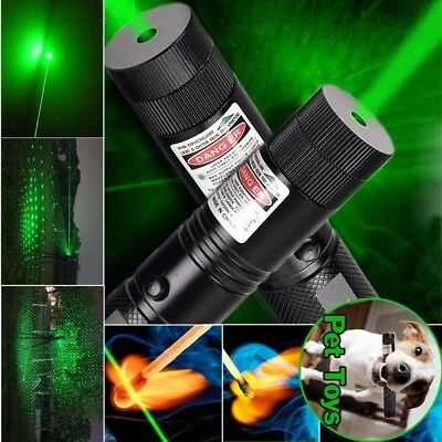 POWERFUL Military Green Laser Pointer PRESENTATION,OUTDOOR,ASTRNOMY,DECORATING