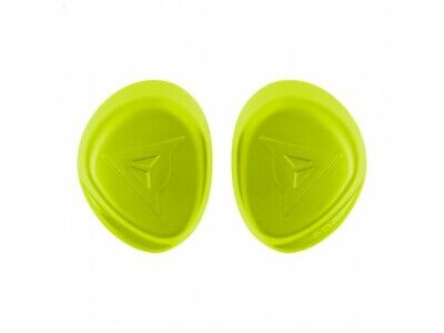Elbow Protection Dainese PISTA SLIDER Yellow-Fluo