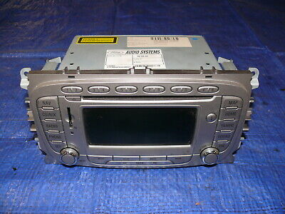 Ford Mondeo Mk4 Ba7 2.0 103Kw Radio Navigatonssystem 8S7T18K931Ad R97