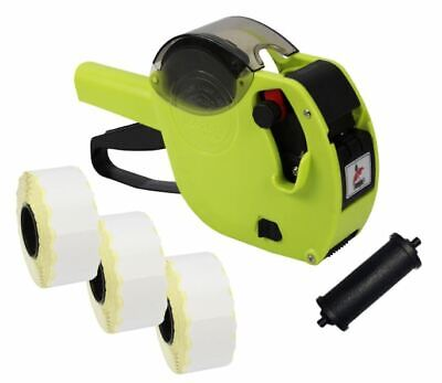 Lime Motex 2612 Date Coding Gun + Best Before Labels & Spare Ink