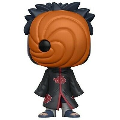 Funko POP Anime: Naruto Shippuden Tobi Toy Figure