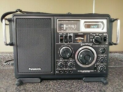 Panasonic RF-2900 Shortwave Radio Receiver Working and Excellent