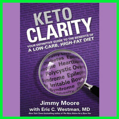 Keto ClarityYour Definitive Guide  (E-book) {PDF}⚡Fast Delivery(10s)⚡