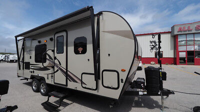 New 2019 Rockwood Mini Lite 2306 Bunk House With Murphy Bed Travel Trailer