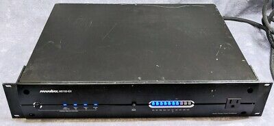 Panamax M5100-EX Power Conditioner / Home Theater Surge Protector Suppressor