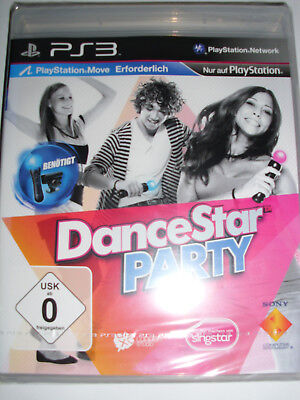 Dance Star Party - Neu In Folie - Ps3