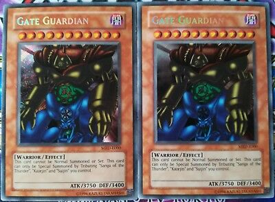 Gate Guardian (MRD-E000) SECRETE RARE x2