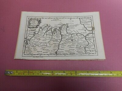 100% Original Brittany St Malo  Map By T Kitchin/baldwin  C1758  Low Start