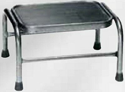 NEW Armedica AM-840 Non Slip Stainless Steel Footstool w/ Rubber Tread
