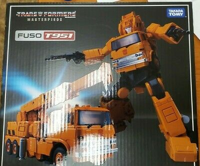 Takara Tomy Transformers MP-35 Masterpiece Grapple Crane(reissue//K.O//MISB)