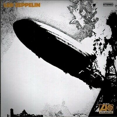 CLASSIC RECORDS LP SD-8216: Led Zeppelin - LZ First LP - 2005 USA 200-gram NM