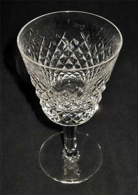 "Waterford Crystal ALANA Claret Wine Glass, 5 7/8"" Tall"