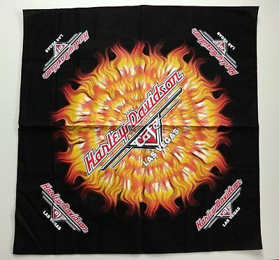 Harley Davidson - Bandana collectable Cafe Las Vegas