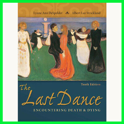 The Last Dance - Encountering Death and Dying(E-book) {PDF}⚡Fast Delivery(10s)⚡